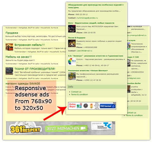 responsive-adsense-classifieds