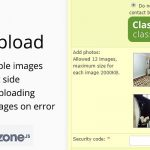 Classibase version 1.9 – Image bulk upload, Client side resize, Custom field drill down