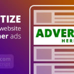 How to monetize classifieds website with banner ads