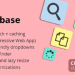 Classibase update version 2 – Fuzzy search, PWA, lazy load, duplicate prevention